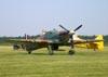 Hawker Hurricane Mk12, C-FDNL. (07/06/2009) Foto: Ricardo Dagnone.