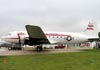 Douglas DC-4 Skymaster (C-54R), N500EJ, da Berlin Airlift Historical Foundation. (31/07/2010) - Foto: Ricardo Dagnone.