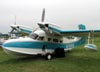 SCAN 30 (G-44A Widgeon), N350GW. (31/07/2010) - Foto: Ricardo Dagnone.