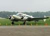 Beech E18S-9700, N404T. (31/07/2010) - Foto: Ricardo Dagnone.