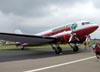Douglas C-47-DL, N728G. (31/07/2010) - Foto: Ricardo Dagnone.