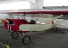 Heath LNA-40 Super Parasol, NC12814. (31/07/2010) - Foto: Ricardo Dagnone.
