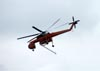 Sikorsky S-64F Skycrane, N158AC, da Erickson Air-Crane. (31/07/2010) - Foto: Ricardo Dagnone.