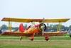 Grumman G-164 Ag-Cat, NX7699, de Gene Soucy. (31/07/2010) - Foto: Ricardo Dagnone.