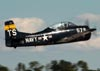 North American T-28B Trojan, NX228TS, do Trojan Horseman. (26/07/2011) - Foto: Celia Passerani.
