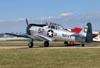 North American SNJ-5, N3645F. (26/07/2011) - Foto: Celia Passerani.