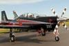 Short S-312 Tucano T1, N822RS. (26/07/2011) - Foto: Celia Passerani.
