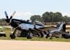 North American P-51D Mustang, NL51HY. (26/07/2011) - Foto: Celia Passerani.