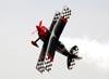 Pitts S-2S Special, N540S, do Skip Stewart Airshows. (27/07/2011) - Foto: Celia Passerani.