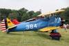 Boeing A75 Stearman (PT-17 Kaydet), N725FR. (27/07/2011) - Foto: Celia Passerani.