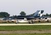 McDonnell Douglas F/A-18C Hornet, 163733, do U.S. Navy. (28/07/2011) - Foto: Celia Passerani.