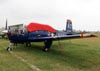 Beechcraft T-34B Mentor, N245Z. (28/07/2011) - Foto: Celia Passerani.