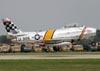 North American F-86F Sabre, NX188RL. (28/07/2011) - Foto: Celia Passerani.