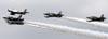 Aero Vodochody L-39 Albatros do Heavy Metal Jet Team e North American F-86F Sabre, NX188RL. (28/07/2011) - Foto: Celia Passerani.