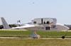Rutan 33 VariEze, N57LG. (29/07/2011) - Foto: Celia Passerani.