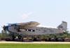 Ford 4-AT-E Trimotor, NC8407, da Experimental Aircraft Association. (29/07/2011) - Foto: Celia Passerani.