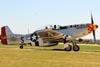 North American P-51D Mustang, NL451MG. (29/07/2011) - Foto: Celia Passerani.