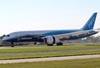 Boeing 787-8 Dreamliner, N787BA, da Boeing. (29/07/2011) - Foto: Celia Passerani.