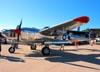 Lockheed P-38L Lightning, N3800L, da EAA (Experimental Aircraft Association). (21/07/2015) Foto: Ricardo Rizzo Correia