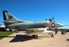 Douglas A4-B Skyhawk, N49WH, do Warbird Heritage Foundation. (21/07/2015) Foto: Ricardo Rizzo Correia