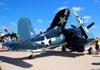 Vought/Goodyear FG-1D Corsair. (21/07/2015) Foto: Ricardo Rizzo Correia