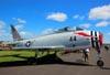 North American FJ-4B Fury, N400FS. (21/07/2015) Foto: Ricardo Rizzo Correia