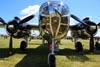 North American B-25 Mitchell. (21/07/2015) Foto: Ricardo Rizzo Correia