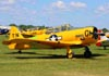 North American T-6G, N66WP, da North American Restorations. (21/07/2015) Foto: Ricardo Rizzo Correia