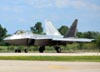 Lockheed Martin F-22A Raptor, 08-4161, da USAF (United States Air Force). (21/07/2015) Foto: Ricardo Rizzo Correia