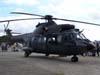 Eurocopter AS-532 UE Cougar, do Exército Brasileiro.