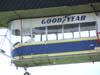 Cabine do dirigível da Goodyear.