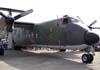 C-115 Buffalo da FAB, pertencente ao PAMA de São Paulo.