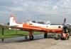 Embraer EMB-312, T-27 Tucano, FAB-1391, da Academia da Força Aérea. Foto: Ricardo Rizzo Correia