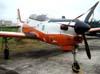 Embraer EMB-312, T-27 Tucano, FAB 1395, da Academia da Força Aérea.