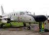 """Embraer EMB-111A """"Bandeirulha"""" (Bandeirante de patrulha), designado pela FAB como P-95B, FAB 7108, do Esquadrão Phoenix, sediado em Florianópolis, Santa Catarina."""