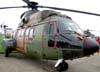 Eurocopter AS-332 Super Puma, designado pela FAB como H-34, FAB 8736, da Força Aérea Brasileira.