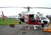 Eurocopter AS-350 BA, PP-EOI, Águia 5, da Polícia Militar de São Paulo.