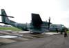 """CASA 295, designado pela Força Aérea Brasileira como C-105A """"Amazonas"""", FAB 2809."""