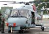 Westland AH-11A Super Linx, N-4004, da Marinha do Brasil.