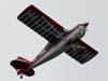 American Champion 8KCAB Super Decathlon, PP-TZS, da Associação Brasileira de Acrobacia Aérea, pilotado por Beto Bazaia. (25/10/2009)