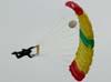 Paraquedista do Exército Brasileiro. (25/10/2009)