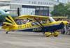 American Champion 8KCAB Super Decathlon, PP-TZV, da Associação Brasileira de Acrobacia Aérea. (25/10/2009)