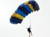 Paraquedista da FAB (Força Aérea Brasileira). (24/10/2010)