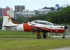 Embraer EMB-312 (T-27 Tucano), FAB 1351, da AFA (Academia da Força Aérea). (24/10/2010)