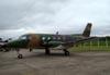 Embraer EMB-110K1 Bandeirante (C-95A), FAB 2293, do PAMA-SP (Parque de Material Aeronáutico de São Paulo) da FAB (Força Aérea Brasileira). (24/10/2010)