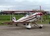 Bücker Jungmann BU-131D-2, PP-TFK, do Aeroclube de São Paulo. (24/10/2010)