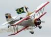 Grumman G-164A Showcat, PP-XDI, do Brazilian Wingwalking Airshows. (24/10/2010)