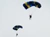 Paraquedistas da FAB (Força Aérea Brasileira). (24/10/2010)