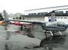 Robinson R44 Raven, PP-MID, da Bravo Aviação Civil. (16/10/2011)