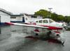 Piper/Chincul PA-28-161 Warrior II, PT-OIB, da Bravo Aviação Civil. (16/10/2011)
